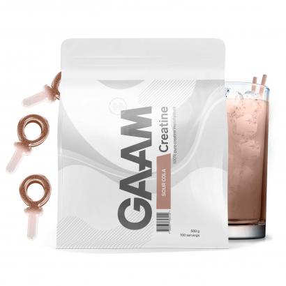 GAAM Nutrition Candy Series Creatine, 500 g