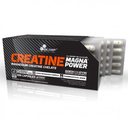 Olimp Creatine Magna Power, 300 caps