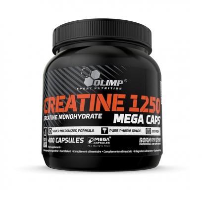 Olimp Creatine Mega caps, 400 caps