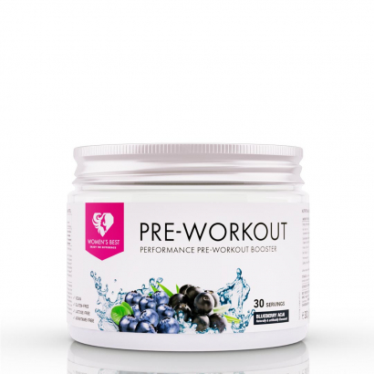 Womens Best Pre Workout Booster, 300 g