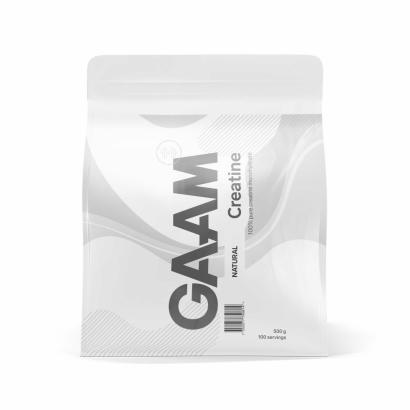 GAAM Nutrition Creatine Monohydrate, 500 g