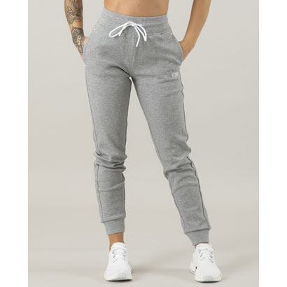 ICANIWILL Sweat Pants, Lt Grey Melange