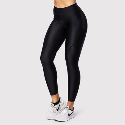 ICANIWILL Shape Tights, Black