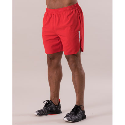 ICANIWILL Training Shorts, Red