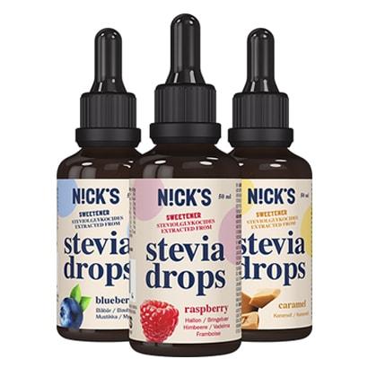 Nicks Stevia Drops