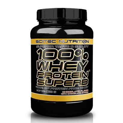 Scitec Nutrition 100% Whey Suberb, 900 g