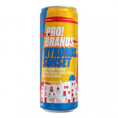 Pro Brands BCAA Drink, 330 ml