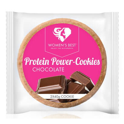 Womens Best Power Cookies, 80 g