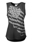 Better Bodies Street Tank Wash Black