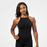 Better Bodies Performance Halter Black
