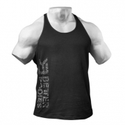Better Bodies Symbolprinted T-back Black