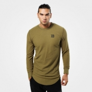 Better Bodies Harlem Thermal L/S Military Green