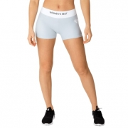 Womens Best Exclusive Shorts Grey/White
