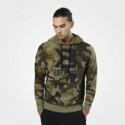 Better Bodies Gym Hoodie Military Camo