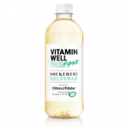 Vitamin Well Free Spirit Citron Fläder, 450ml