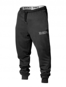Better Bodies Tapered Sweatpants Black