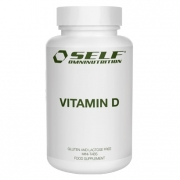 Self Omninutrition Vitamin D 100 caps
