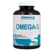 Strength Sport Nutrition Omega-3 200 kapslar