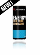 24 X Nutramino Energy Drink Workout 250ml
