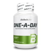 BioTechUSA One-A-Day, 100 caps