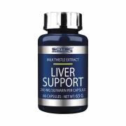 Scitec Nutrition Liver Support, 80 caps