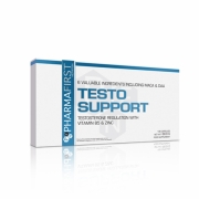 Pharma First Testo Support, 108 caps