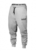 Better Bodies Tapered Sweatpants Grey Melange