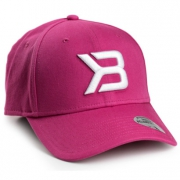 Better Bodies Womens Baseball Cap Hot Pink