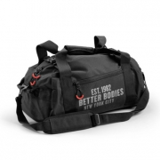 Better Bodies Gym Bag Black