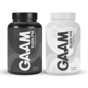 GAAM Nutrition BURN AM / PM 24h Fatburning