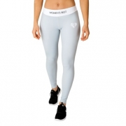 Womens Best Exclusive Leggings Grey/White