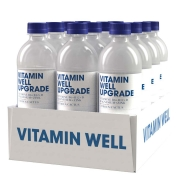 12 x Vitamin Well Upgrade Citron Kaktus, 500ml