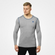 Better Bodies Performance Long Sleeve Greymelange