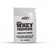 GAAM Nutrition 100% Whey Premium One Serving