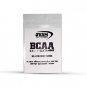 GAAM Nutrition BCAA 6:1:1 One Serving