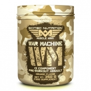 Scitec Nutrition MA War Machine 350g