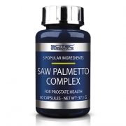 Scitec Nutrition Saw Palmetto Complex, 60 caps