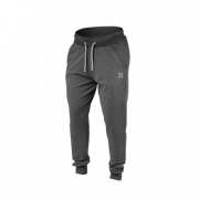 Better Bodies Soft Tapered Pants Anthracite Melange