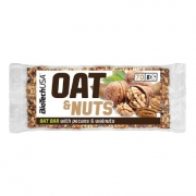 BioTechUSA Oat & Nuts Bar, 70g
