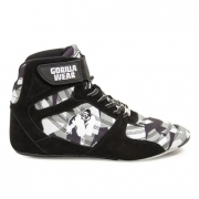 Perry High Tops Pro Black/Grey Camo