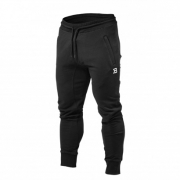 Better Bodies Tapered Joggers Black