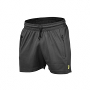 Better Bodies Mesh Shorts Dark Grey