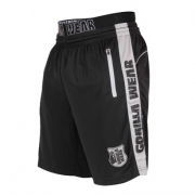 Gorilla Wear Shelby Shorts Black/Grey