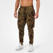 Better Bodies Bronx Cargo Sweatpants Military Camo