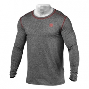 Better Bodies Performance Long Sleeve Antracite
