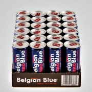 24 x Belgian Blue 250 ml