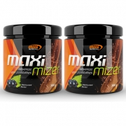 2 x GAAM Nutrition Maximizer Pre-workout 360g