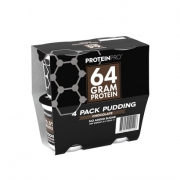 4 x ProteinPro Pudding 150g