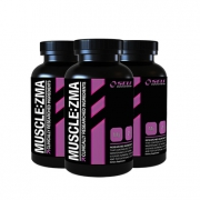 3 x Self Omninutrition ZMA 120 kaps