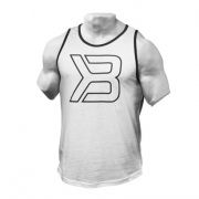 Better Bodies Jersey Tank White